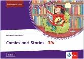 Mein Indianerheft. Comics und Stories. Arbeitsheft 3.-4. Schuljahr