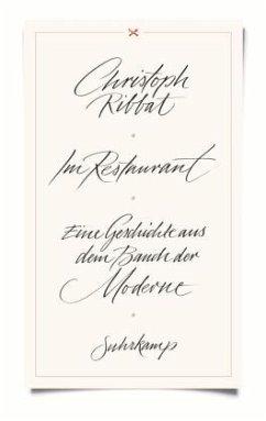 Im Restaurant - Ribbat, Christoph