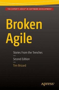 Broken Agile - Brizard, Tim J.