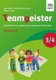 Teamgeister. Neubearbeitung. Arbeitsheft 3./4. Schuljahr