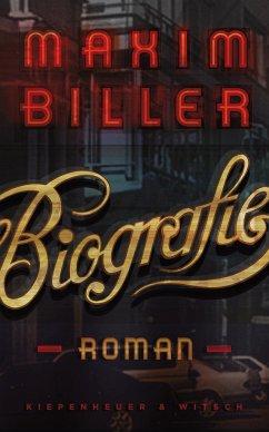 Biografie - Biller, Maxim