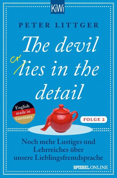 Buch-Reihe The devil lies in the detail