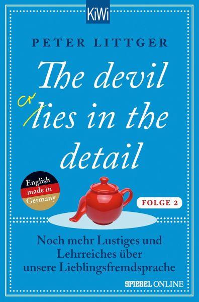 Buch-Reihe The devil lies in the detail