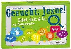 Gesucht: Jesus!