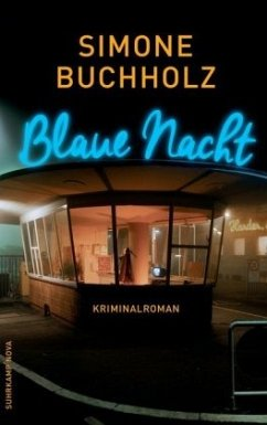 Blaue Nacht / Chas Riley Bd.6 - Buchholz, Simone