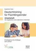 Deutschtraining für Flüchtlingskinder