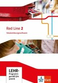 6. Klasse, Vokabelübungssoftware, CD-ROM / Red Line. Ausgabe ab 2014 Bd.2