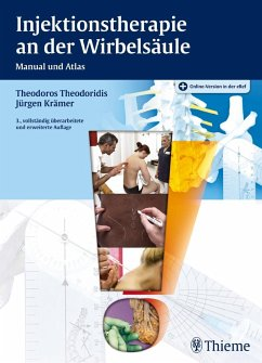 Injektionstherapie an der Wirbelsäule - Theodoridis, Theodoros;Krämer, Jürgen