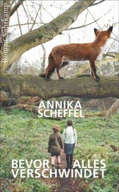 Bevor alles verschwindet - Scheffel, Annika