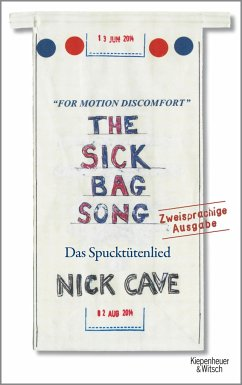 The Sick Bag Song - Cave, Nick