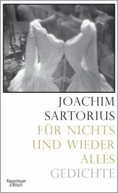 Für nichts und wieder alles - Sartorius, Joachim