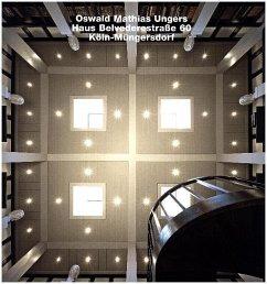 Oswald Mathias Ungers, Haus Belvederestraße 60,...