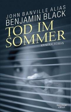 Tod im Sommer / Quirke Bd.4 - Black, Benjamin