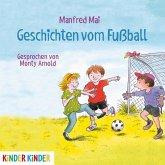 Geschichten vom Fußball, Audio-CD