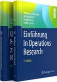 Lehr- und Arbeitsbuch Operations Research im Paket
