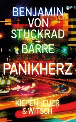 Panikherz - Stuckrad-Barre, Benjamin von