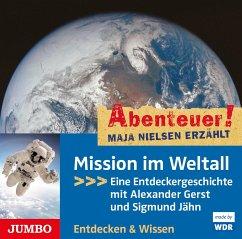 Mission im Weltall, 1 Audio-CD - Nielsen, Maja