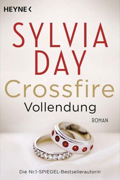Buch-Reihe Crossfire von Sylvia Day