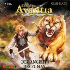 Der Angriff des Pumas / Die Chroniken von Avantia Bd.3 (MP3-Download)