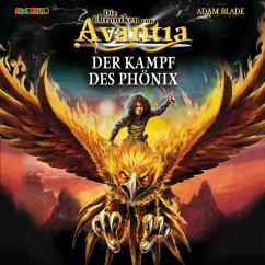Der Kampf des Phönix / Die Chroniken von Avantia Bd.1 (MP3-Download) - Blade, Adam