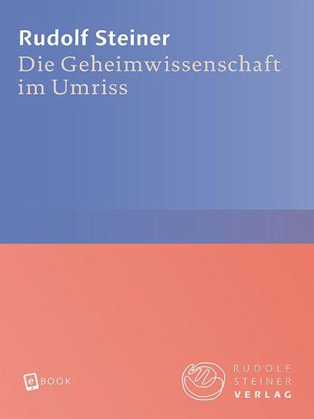 Rudolf Dürr Die Küchenetage ~ die geheimwissenschaft im umriss (ebook, epub) von rudolf steiner buecher de