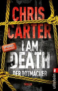 I Am Death. Der Totmacher / Detective Robert Hunter Bd.7 (eBook, ePUB) - Carter, Chris