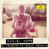 My Tribute To Yehudi Menuhin