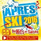Apres Ski 2016-Die Hits Der Saison