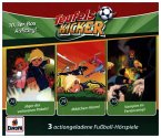 Teufelskicker Box, 3 Audio-CDs