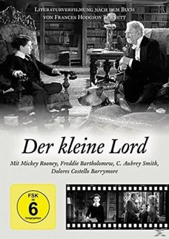 Der Kleine Lord - Rooney/Bartholomew/Smith/Barrymore