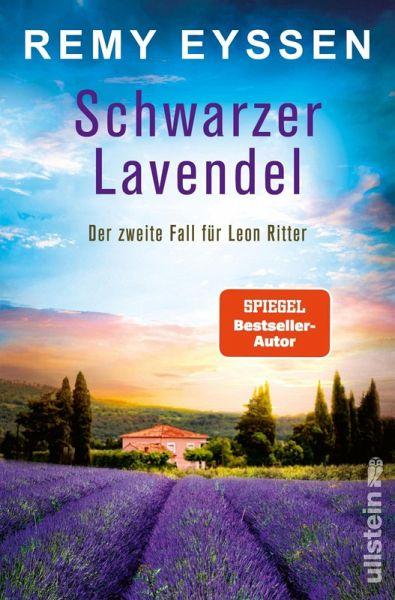 Schwarzer Lavendel / Leon Ritter Bd.2 (eBook, ePUB) - Eyssen, Remy