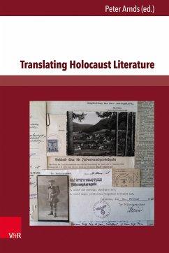 Translating Holocaust Literature (eBook, PDF)