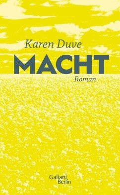 Macht (eBook, ePUB) - Duve, Karen