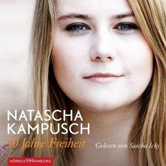 10 Jahre Freiheit, 6 Audio-CDs - Kampusch, Natascha