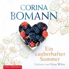 Ein zauberhafter Sommer, 6 Audio-CDs - Bomann, Corina