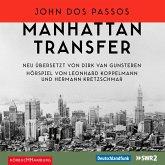 Manhattan Transfer, 6 Audio-CDs