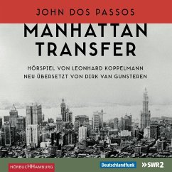 Manhattan Transfer, 6 Audio-CDs - Passos, John Dos