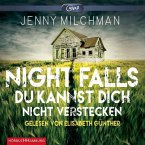 Night Falls. Du kannst dich nicht verstecken, 2 MP3-CDs
