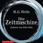 Die Zeitmaschine, 4 Audio-CDs