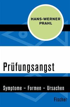 Prüfungsangst (eBook, ePUB) - Prahl, Hans-Werner