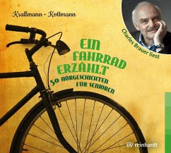 Ein Fahrrad erzählt (1 Audio-CD) - Krallmann, Peter; Kottmann, Uta