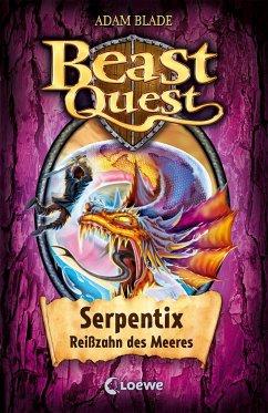 Serpentix, Reißzahn des Meeres / Beast Quest Bd.43 - Blade, Adam