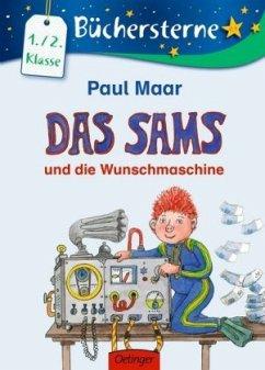 Das Sams und die Wunschmaschine / Das Sams Büchersterne Bd.3 - Maar, Paul