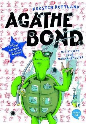 Buch-Reihe Agathe Bond