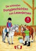 Leselöwen - Das Original - Die schönsten Ponygeschichten zum Lesenlernen