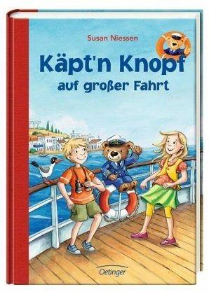Buch-Reihe Käpt`n Knopf