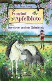 Sternchen und ein Geheimnis / Ponyhof Apfelblüte Bd.7