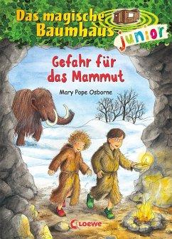 Gefahr für das Mammut / Das magische Baumhaus junior Bd.7 - Osborne, Mary Pope