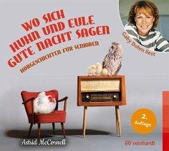Wo sich Huhn und Eule gute Nacht sagen, 1 Audio-CD - McCornell, Astrid