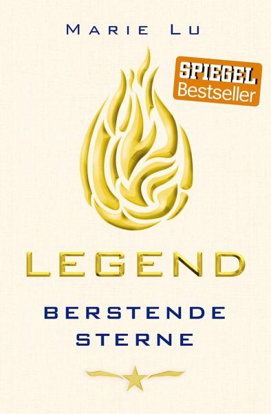 Buch-Reihe Legend Trilogie von Marie Lu